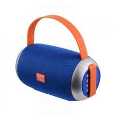 TG112 Wireless Bluetooth Speaker Creative Portable Audio Outdoor Portable Dual Diaphragm Speaker Blue Bluetooth Sound