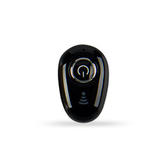Mini Bluetooth Headset Wireless Invisible Earbuds Ultra Small Sports Headphones Mini Stereo Black