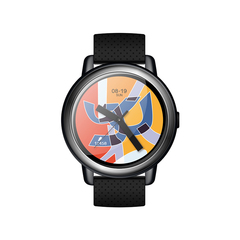 Smart Watch 2+16G Large Memory 580 Mah 2 Million Pixel GPS Cross-Border New Product Grey 1.39 inches