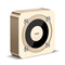 Wireless Colorful Light Mini Bluetooth Speaker with Super Bass silver bluetooth speaker