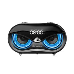 Mobile phone wireless bluetooth speaker portable speaker subwoofer computer audio digital player black Convenient