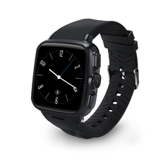Android WIFI Smart Watch  Support 3G Google Store GPS Positioning Fitness Tracker black 1.54
