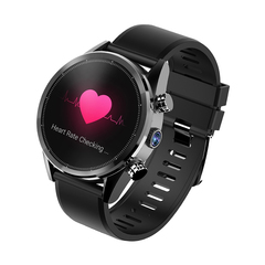 Kospet 4G Smart Watch 1 + 16G Large Memory Removable Watch Belt black 1.39