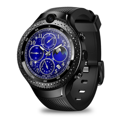 Zeblaze THOR 4 Dual Smart Watch 4G Dual Camera 1+16G Memory 530 mAh Battery black 1.4