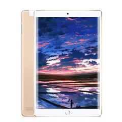 Tablet PC new 10-inch HD IPS screen tablet Silver p10