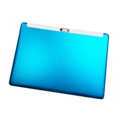 10 Inch Curved Screen  Android ISP HD WiFi Tablet Computer blue Quad core