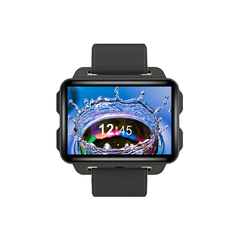 3G Smart Watch Mobile Phone 1200 Mah Large Battery Large Screen 1+16g Memory Black 2.2inches
