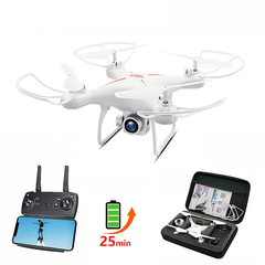 1080P Camera Long Flying Time Drone black GW26-1080P