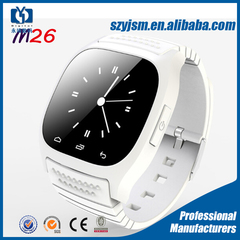 Men's Watch Bluetooth Smart Reminder Watch black SW-M26