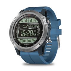 Smart watch bracelet 50 meters waterproof long standby fitness smart watch blue VIBE 3S