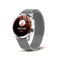 Couple watches fashion trend waterproof simple temperament waterproof watch students silver xl