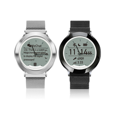 Fashion Sport Smart  Watch Bluetooth Waterproof   Charging Digitized Mechanical Hands Watch knight black 42.0mm
