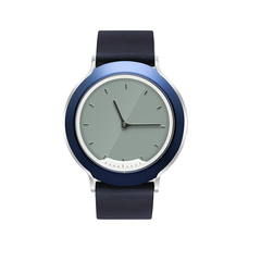 Fashion Sport Smart  Watch Bluetooth Waterproof Charging Digitized Mechanical Hands Watch blue xl