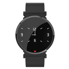 Smartwatch Bluetooth Waterproof Intelligent HR BP Monitoring Fitness Smart Health Bracelet black xl