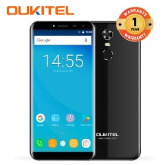 OUKITEL C8, 2+16GB, 3000mAh, Fingerprint, 5.5