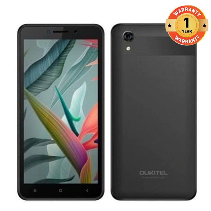 "Oukitel C10, 5.0"", 8GB + 1GB RAM (Dual SIM) 3G Smartphone black"