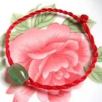 Bracelet red rope lucky Bracelet one color one size one size