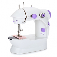 Mini Handheld Sewing Machines Electric Automatic A Gift For Home And  Mother At Summer white as picture