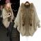 2018 Autumn Dress New Women Knitted Sweater Jacket Fashion Lady Coat Women Clothing FBK khaki all size