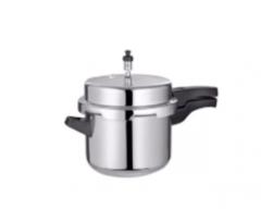 Pressure Cooker Silver 5 Liters