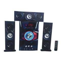 Ampex F53 3.1 Channel SUBWOOFER - BT/USB/SD/FM DIGITAL 15000W PMPO Black