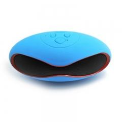 Mini Blutooth Boombox Wireless Speaker Portable Receiver Audio Radio FM Som Soundbar blue one size