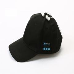 Bluetooth Music Hat Baseball Leisure Cap Outdoor Equipment coffee black