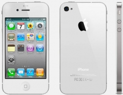 Wholesale Used iPhone 4S-3.5'',16GB,Authentic Guaranteed,Unlocked Smart Mobile 90% into New white