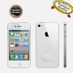 iPhone 4S-3.5'',16GB,Authentic Guaranteed,Unlocked Smart Mobile white