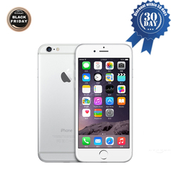 Refurbished Phone Factory Price Iphone 6 -16GB+1GB -8 MP+1.2 MP- 4.7 Inch+4G network silver with fingerprints