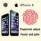 Refurbished Phone Factory Price Iphone 6 -16GB+1GB -8 MP+1.2 MP- 4.7 Inch+4G network deep grey