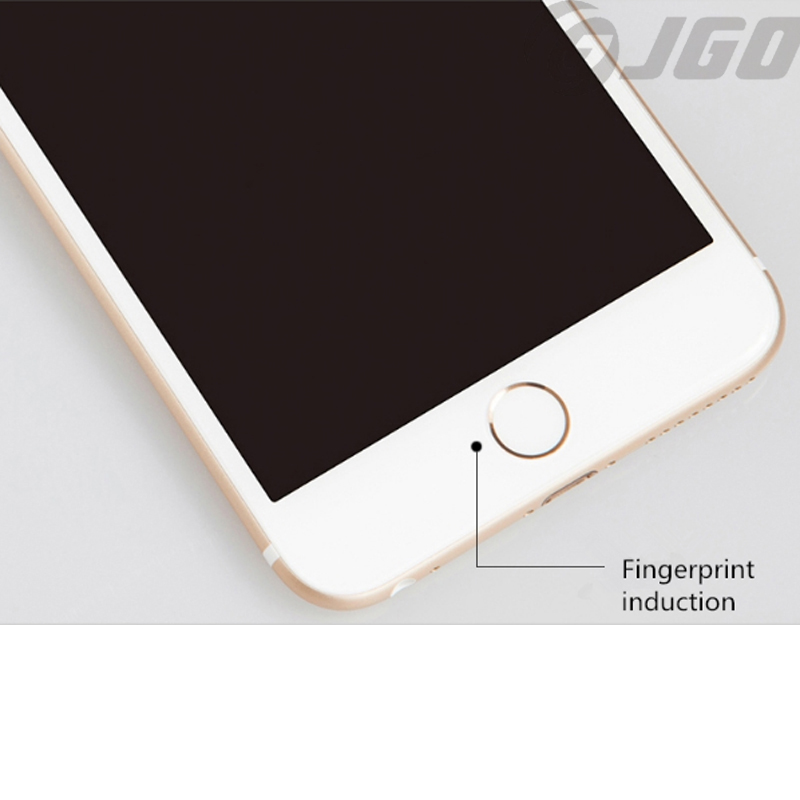 Refurbished Phone Factory Price Iphone 6 -16GB+1GB -8 MP+1.2 MP- 4.7 Inch+4G network silver with fingerprints 7