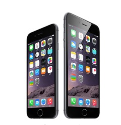 Unlocked Original Apple iPhone 6 plus -128GB+1GB -12 MP+5MP 5.5 Inch + Fingerprint unlock Smartphone black