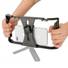 Ulanzi Smartphone Video Handle Rig Case Youtube Vlogging Filmmaking Stabilizer Grip as picture as picture
