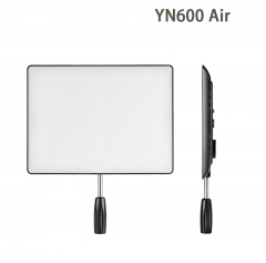 YONGNUO YN600 Air Led Studio Panel Light 3200K-5500K Photographic Video Lighting as picture as picture