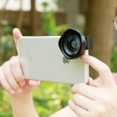 16mm HD 4K Wide Angle Phone Camera Lens for iPhone X 7plus Samsung iPad Huawei Xiaomi Mobile as picture as picture