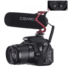 Comica CVM-V30 DSLR Microphone Directional Condenser Interview Recording Video Mic as picture as picture