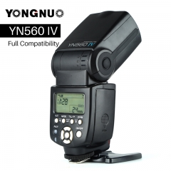 Yongnuo YN 560 IV YN560IV Wireless Master Slave Flash Speedlite for Canon Nikon Sony Pentax Olympus as picture as picture