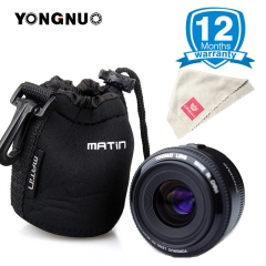 Original YONGNUO 35mm Lens YN35mm F2 lens for Canon EOS 5DIII 750D 800D 5D Mark III 35mm for Canon