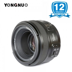 YONGNUO YN50mm F1.8 Large Aperture Auto Focus MF Camera Lens for Nikon D3200 D5100 D5200 D5300 DSLR 50mm for Nikon