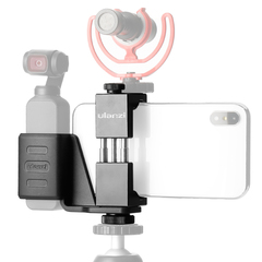 OSMO Pocket Accessories Handheld Camera Phone Holder Bracket Fixed Stand Mobile Holder as picture as picture