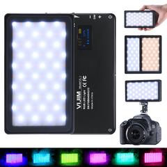 VIJIM VL-2 Vlogger Pocket RGB LED Video Light  2500K-8500K Full Color CRI96 Flash Photography as picture as picture