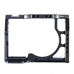 C-A7III Video Camera Cage Rig Vlog Protective Case Handle Grip For SONY A73 A7R3 A7M3 DSLR Camera only cage as picture