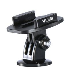 VIJIM GP-2 Universal Quik Release Plate Adapter Mount for Sport Action Cameras as picture as picture