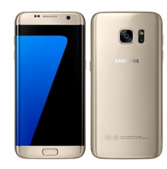 new Samsung Galaxy S7 Edge 4G LTE Mobile Phone 12.0 MP 4GB RAM 32GB ROM Octa Core Cell phone golden