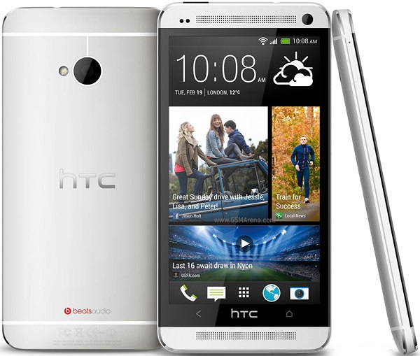 HTC ONE M7 Unlocked GPS WIFI 4 7''TouchScreen 4MP camera