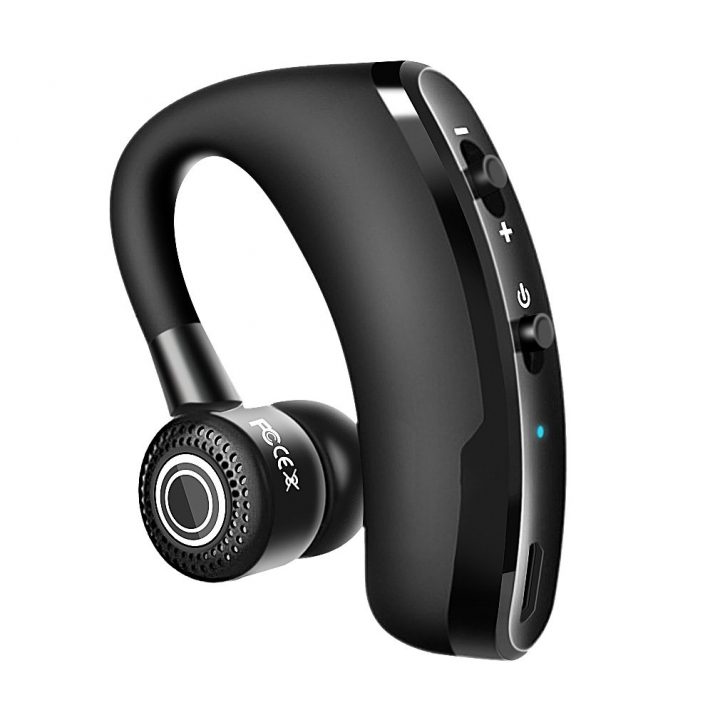 V9 Business CSR Bluetooth Headset Wireless Stereo Hands-free Headphone black