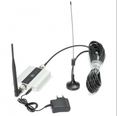 900Mhz LCD GSM Mobile phone Signal Booster Cellular Repeater Amplifier Antenna black one size