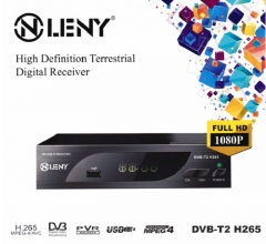 DVB-T2 H.265 Full HD 1080P High Definition Digital Terrestrial Receiver