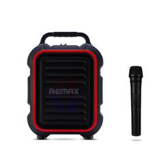 REMAX Portable Outdoor Wireless Bluetooth Karaoke Speaker black 50W one